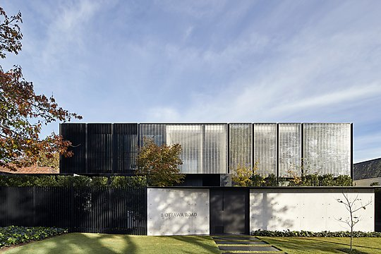 Interior photograph of Toorak Residence by Shannon McGrath