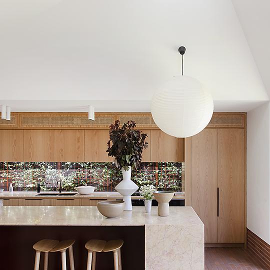 Interior photograph of Bona Vista by Chris Warnes